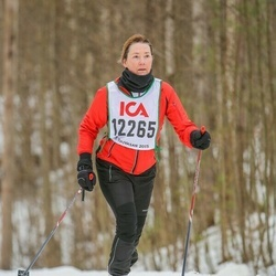 Skiing 30 km - Elisabeth Westlin (12265)
