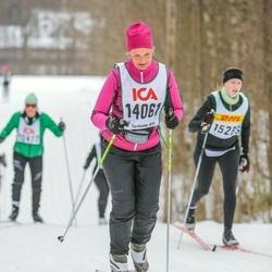 Skiing 30 km - Eva Gåve (14061)