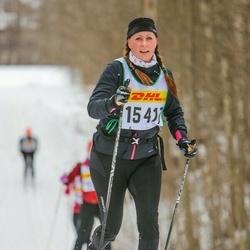 Skiing 30 km - Jenny Vidlund (15417)