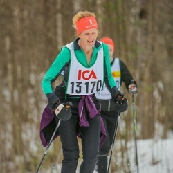 Skiing 30 km - Catherine Scahill (13170)