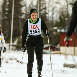 Skiing 30 km - Christina Carlson (5398)