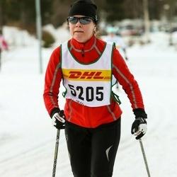 Skiing 30 km - Eva Kayser (5205)