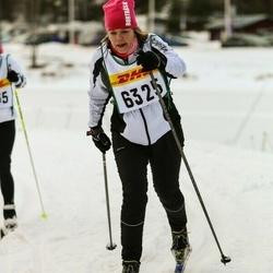 Skiing 30 km - Magdalena Sandgren (6325)