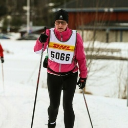 Skiing 30 km - Carina Andersson (5066)