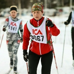 Skiing 30 km - Jenny Persson (6067)