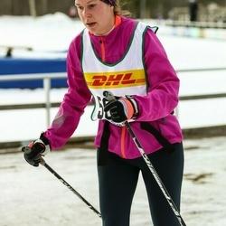 Skiing 30 km - Isabell Wilhelmsson (5089)