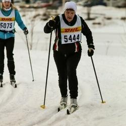 Skiing 30 km - Gun Andersson (5444)
