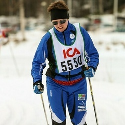 Skiing 30 km - Julie Kvemo Bergli (5530)