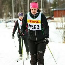 Skiing 30 km - Cecilia Berglund Barklem (6562)