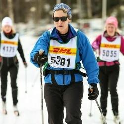 Skiing 30 km - Gunilla Urman (5281)