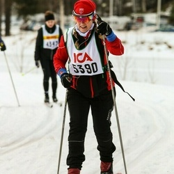 Skiing 30 km - Susanna Wahlström Michels (5390)