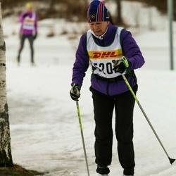 Skiing 30 km - Inger Sundin (5206)
