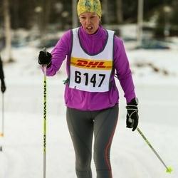 Skiing 30 km - Marie Grip (6147)