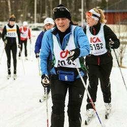 Skiing 30 km - Christina Svahn (6033)