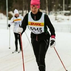 Skiing 30 km - Cecilia Andersson (5045)