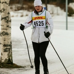 Skiing 30 km - Ana Fernández Torralbo (4525)