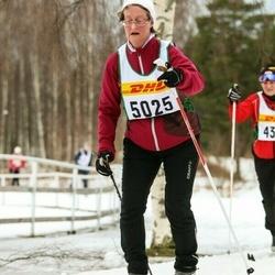 Skiing 30 km - Elisabeth Farrelly (5025)