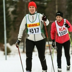 Skiing 30 km - Agnes Kot (4317)