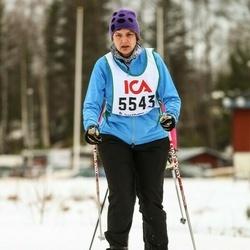 Skiing 30 km - Ebba Högström (5543)