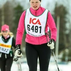 Skiing 30 km - Jenny Lind (6481)