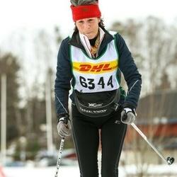 Skiing 30 km - Agneta Johansson (6344)