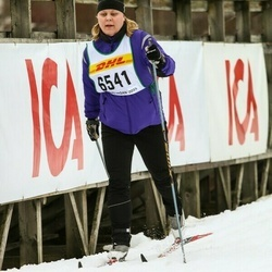 Skiing 30 km - Elenore Engman (6541)