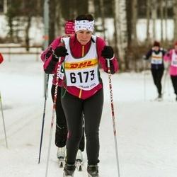 Skiing 30 km - Elisabet Olsson (6173)