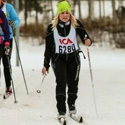 Skiing 30 km - Caroline Johansson (6280)