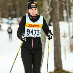 Skiing 30 km - Caroline Bohlin (9473)