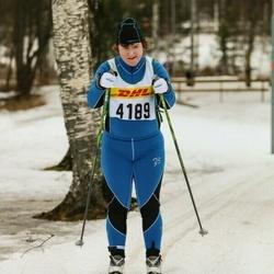 Skiing 30 km - Eva Dahlberg (4189)