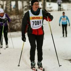 Skiing 30 km - Cecilia Möller (7084)
