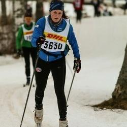 Skiing 30 km - Ellen Göransson (3630)