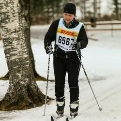 Skiing 30 km - Charlotte Hansson (6567)