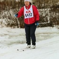 Skiing 30 km - Elisabeth Hedberg (6432)