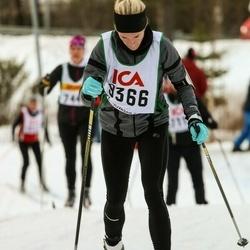 Skiing 30 km - Elin Kindberg (9366)