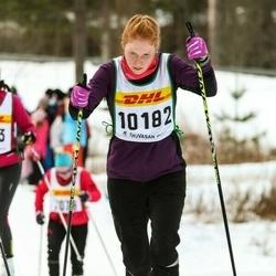 Skiing 30 km - Ida Andersson (10182)