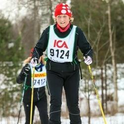 Skiing 30 km - Carina Israelson (9124)