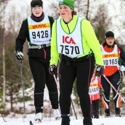 Skiing 30 km - Jenny Felth (7570)