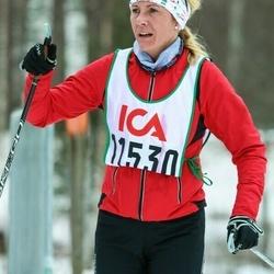 Skiing 30 km - Cecilia Karlsson (11530)