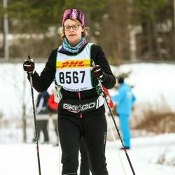 Skiing 30 km - Britta Lennartsson (8567)