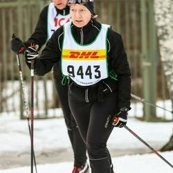 Skiing 30 km - Camilla Hansson (9443)
