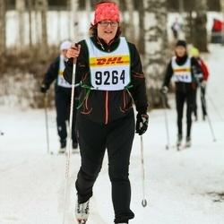 Skiing 30 km - Erika Öberg (9264)