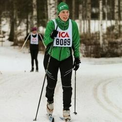 Skiing 30 km - Åsa Forsman (8089)