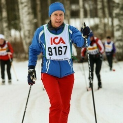 Skiing 30 km - Ebba Danielsson (9167)