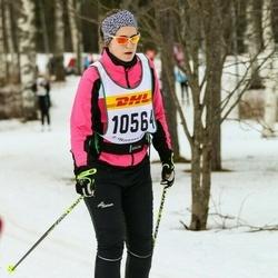 Skiing 30 km - Christin Forsberg (10564)