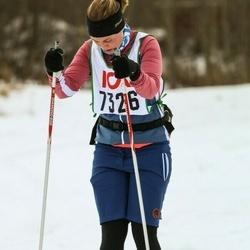 Skiing 30 km - Jenny Norsten (7326)
