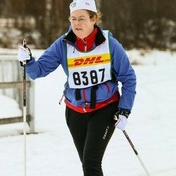 Skiing 30 km - Christina Junås (8387)