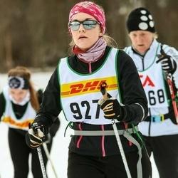 Skiing 30 km - Alice Karlsson (9274)