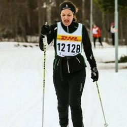 Skiing 30 km - Eva Rekve (12128)
