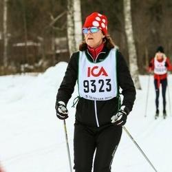 Skiing 30 km - Åsa Eriksson (9323)